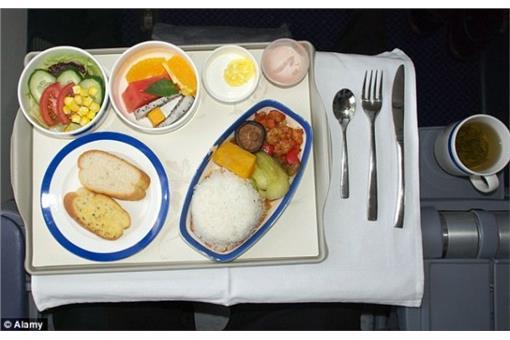 飞机上的食物难吃的真正原因并不是食物的