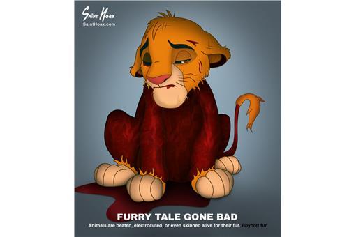 以知名迪士尼动画电影的动物角色作为主角