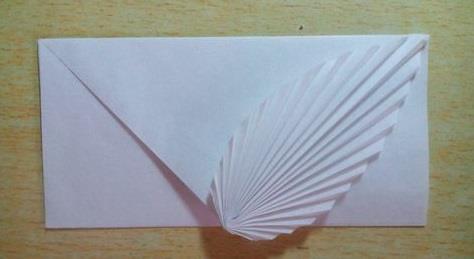 青蛙折纸步骤图解视频儿童信封的具体步骤