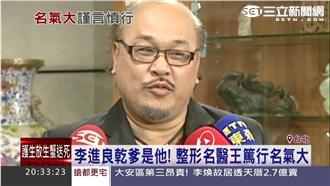 名醫王篤行桃機惹爭議 原來是他乾爹