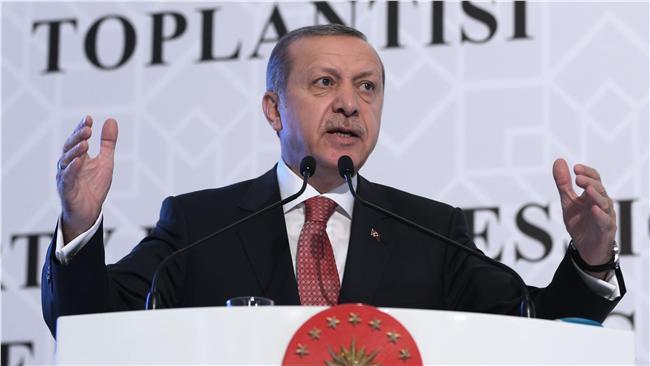 土耳其總統艾爾段(Erdogan) 圖/美聯社/達志影像