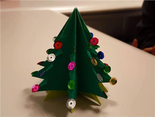 聖誕樹,哇潮,創意,聖誕節圖/記者張碧珊攝影