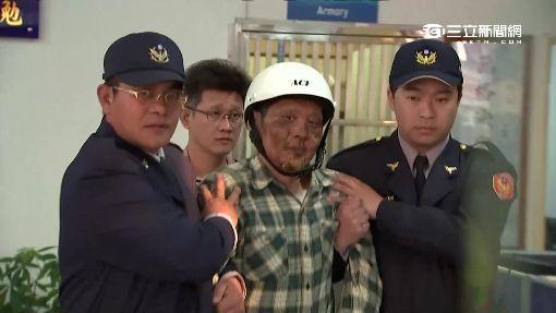 圍爐夜縱火釀6死 逆子翁仁賢遭逮還面露微笑