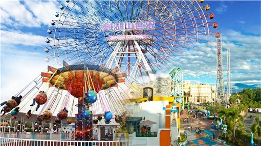 劍湖山兒童節: 暑假親子遊!全台遊樂園暑期活動、優惠看這裡