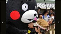 ▲熊本熊(圖/翻攝自朝日新聞)