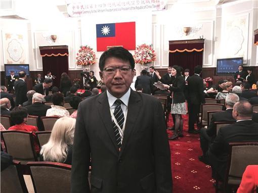 潘孟安,蔡英文,520,總統,就職圖/翻攝自潘孟安臉書