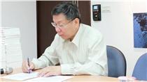 柯文哲 圖/翻攝自柯文哲臉書