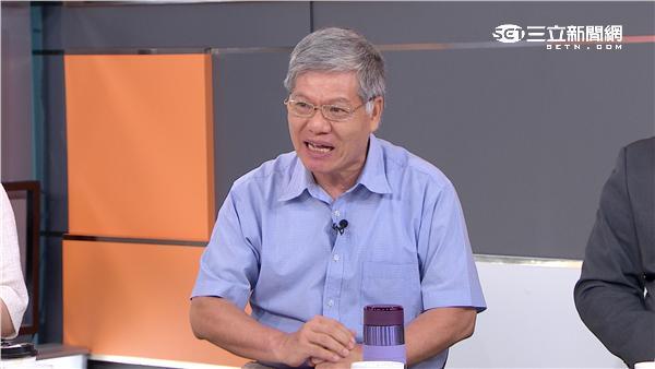 前國策顧問、台大哲學系教授林火旺