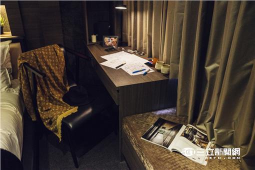 ▲中台灣奇幻旅程 伯達行旅找到旅人對家的渴望(圖/瘋設計提供)