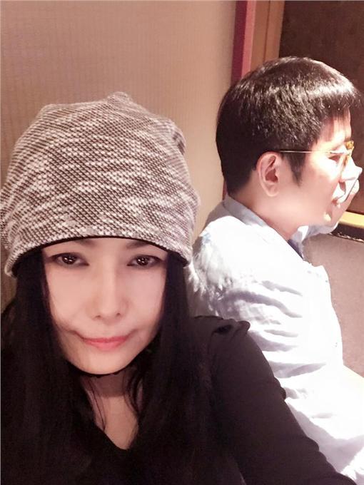 江蕙、陳子鴻/臉書