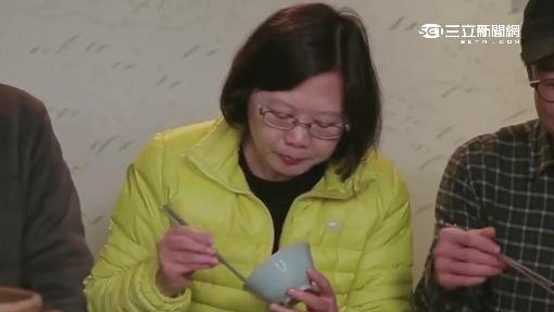 蔡英文為母徵御廚 指定考題「客家小炒」