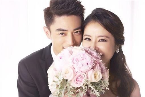 林心如和霍建華婚紗照(圖/林心如工作室提供) ID-604388