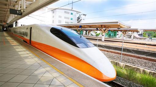 高鐵,列車圖/shutterstock/達志影像
