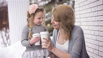 親子,母女,女孩,小孩,母親,媽媽(圖/Pixabay)