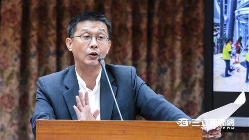 民進黨立委許智傑 圖/記者林敬旻攝