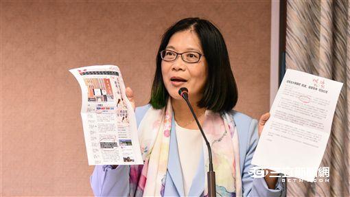 民進黨立委管碧玲 圖/記者林敬旻攝