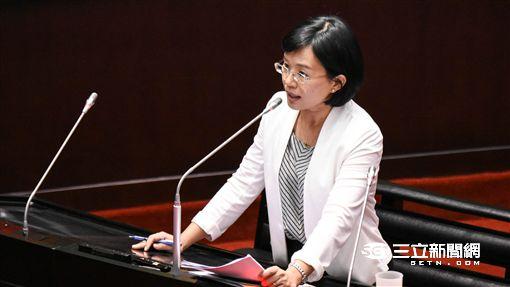 民進黨立委蘇巧慧 圖/記者林敬旻攝