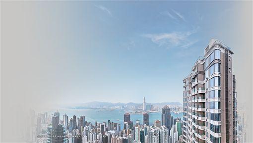 吳佩慈,香港,豪宅(圖/翻攝自Arezzo瀚然官方網站)http://www.arezzohk.com/tc/