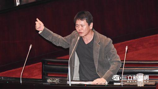 國民黨立法委員林為洲 圖/記者林敬旻攝