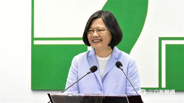 總統蔡英文 中常會 記者林敬旻攝