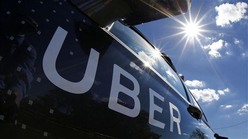 Uber、優步/達志影像/美聯社