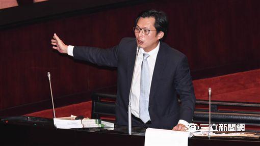 時代力量立委黃國昌 圖/記者林敬旻攝
