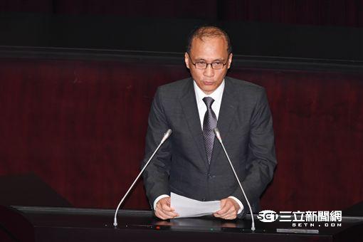行政院長林全 圖/記者林敬旻攝