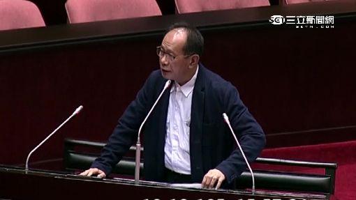要求準大法官背法條 陳超明惱怒:我聽不懂啦!