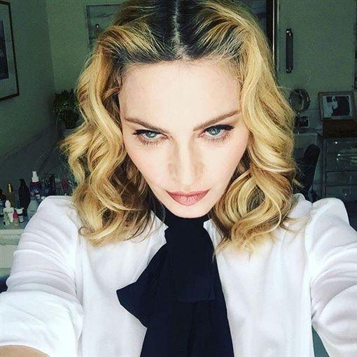瑪丹娜(圖/取自瑪丹娜Madonna臉書)