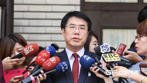 民進黨立委黃偉哲 圖/記者林敬旻攝