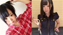 AV女優夏乃ひまわり號稱自己是「前藝人」。(圖/翻攝自夏乃ひまわり推特)