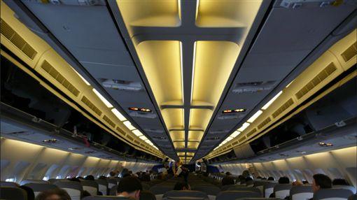 機艙,飛機▲圖/攝影者PENG HSIEN-YING, flickr CC Licensehttps://goo.gl/HpKS4t