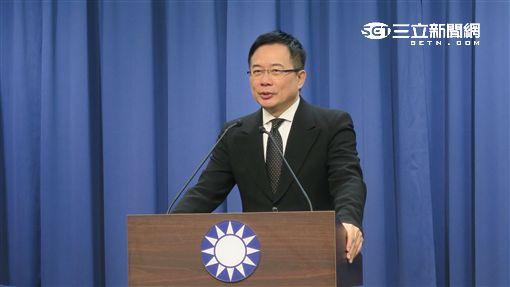國民黨政策會執行長蔡正元。記者盧素梅攝
