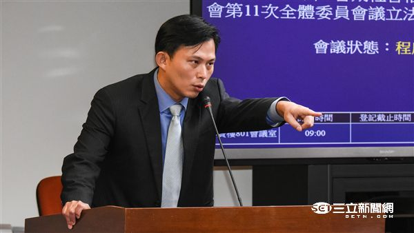 黃國昌 圖/記者林敬旻攝
