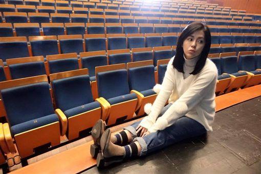 任容萱收到Selina的想念短片 北京落淚嘆想家圖/翻攝自任容萱臉書粉絲專頁