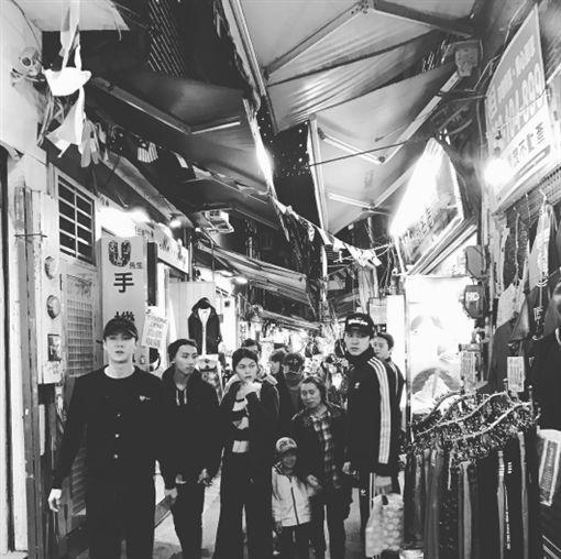 圖翻攝自IG EXO