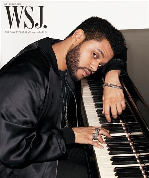 「音樂魔人」威肯(The Weeknd)圖/西洋環球