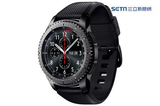錶面比藍寶石硬 Samsung Gear S3登台
