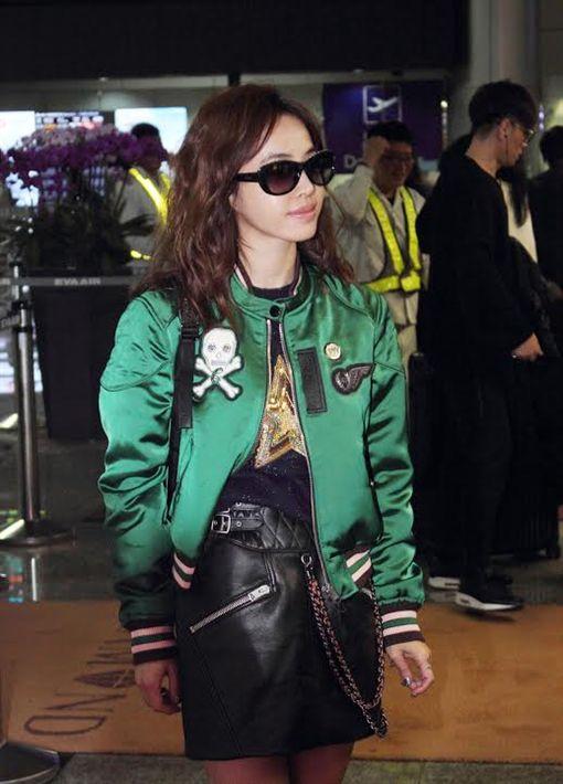 蔡依林 飛巴黎參加「維多利亞的秘密」時尚秀圖/華納提供