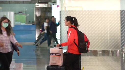 台灣之光!羽球登球后 戴資穎榮耀返國