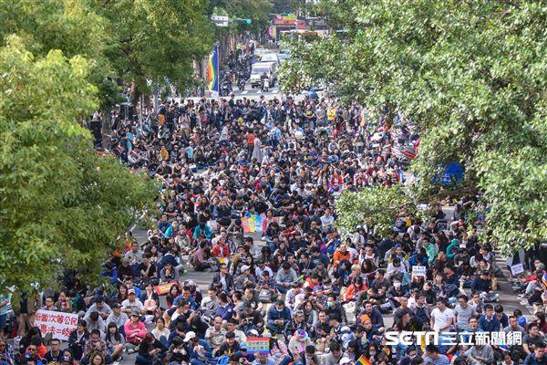同志,同性戀,公聽會,婚姻平權,民法,恐同 圖/記者林敬旻攝