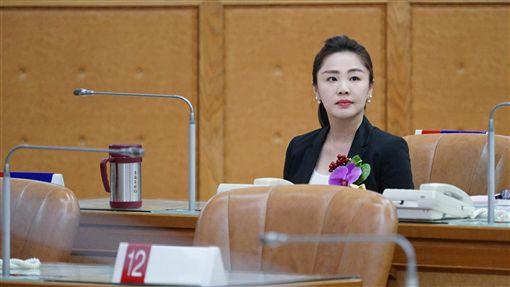 李婉鈺,就職典禮 記者林敬旻攝