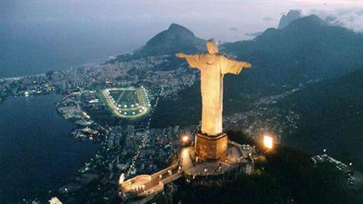 -巴西-里約-耶穌-▲圖/攝影者Andrea González, flickr CC License-https://www.flickr.com/photos/89847289@N06/8243860921/