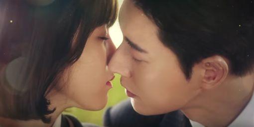 圖翻攝自韓網 七次初吻
