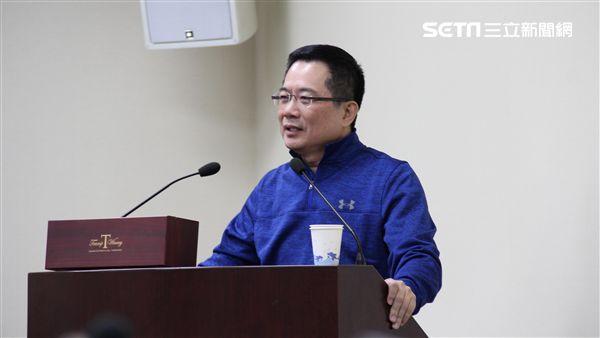 蔡正元(圖/記者陳彥宇攝)