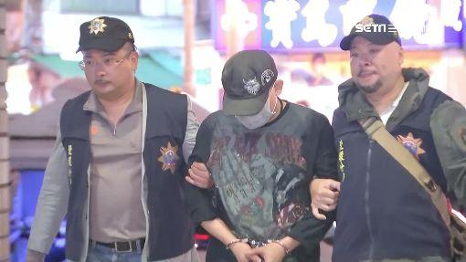 毒品糾紛擄人案 2嫌拒捕撞自小客就逮