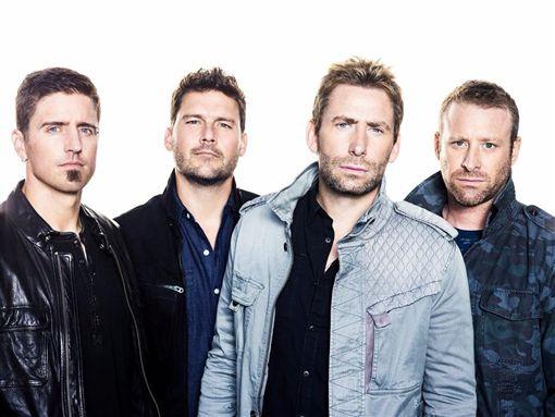 Nickelback,五分錢,樂團 圖/翻攝自Nickelback臉書