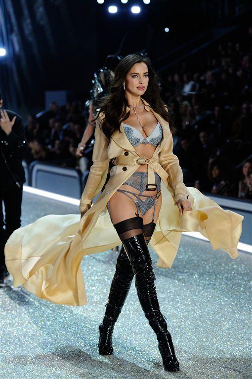 2016-維多利亞的秘密-Victoria Secret-內衣秀-Irina Shayk-▲圖/美聯社/達志影像