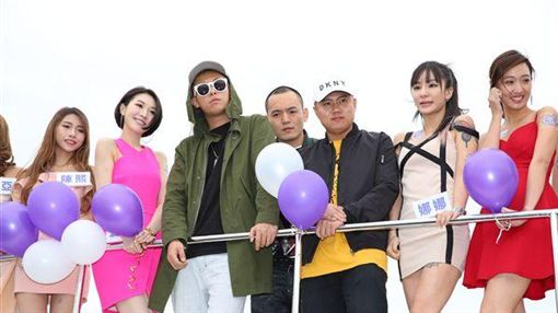 UP直播遊艇派對-玖壹壹 圖/鄭先生