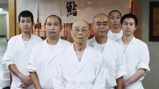 壽司之神,小野二郎,數寄屋橋次郎(圖/翻攝自YouTube)